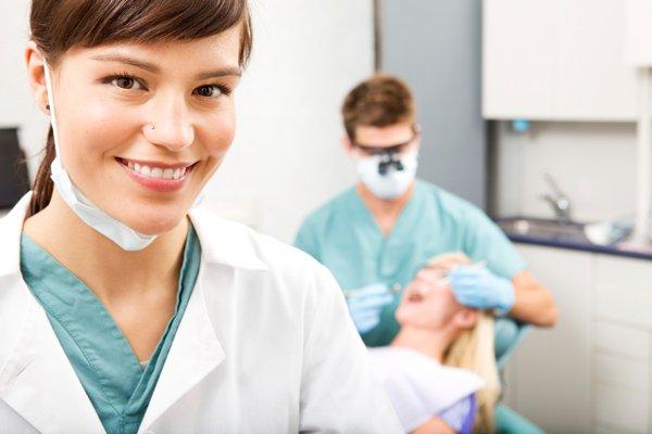 Female Dentist copy Extractions New Hamburg Dental Group